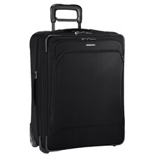 "Transcend 25"" Upright Suitcase"