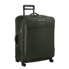 "Transcend 27"" Large Expandable Spinner Suitcase"