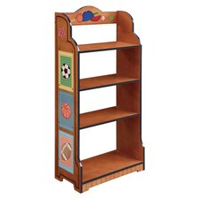 "Little Sports Fan 49"" Bookcase"