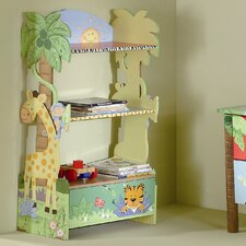 <strong>Teamson Kids</strong> Sunny Safari Bookcase