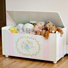 <strong>Teamson Kids</strong> Bouquet Girl's Toy Box