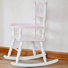 <strong>Teamson Kids</strong> Bouquet Girl's Kid's Rocking Chair