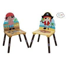 Fantasy Fields Kids Pirates Island Chair