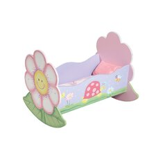 Magic Garden Kid's Rocking Bed
