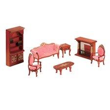 Child Accessories 7 Piece Living Room Set