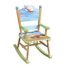 <strong>Teamson Kids</strong> Transportation Kid's Rocking Chair