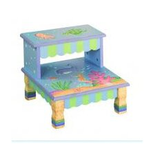 Under the Sea 2-Step Step Stool