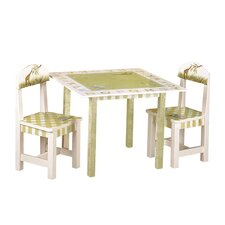 Alphabet Children's Writing Table