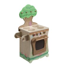 <strong>Teamson Kids</strong> Forest Kitchen Enchanted Stove