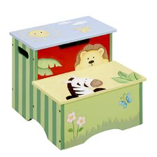<strong>Teamson Kids</strong> Sunny Safari Kid's Stool