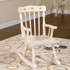<strong>Teamson Kids</strong> Safari Crackle Kid's  Rocking Chair