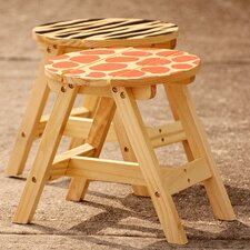 <strong>Teamson Kids</strong> Sunny Safari Outdoor Kids Stools (Set of 2)
