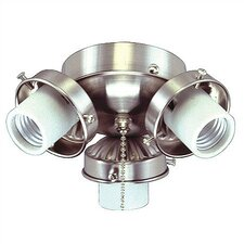 <strong>Sea Gull Lighting</strong> Three Light Ceiling Fan Light Kit