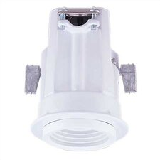 Ambiance® White Miniature Recessed Lighting Housing with Trim