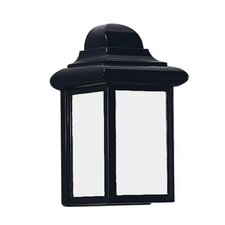 Mulberry Hill 1 Light Outdoor Wall Lantern