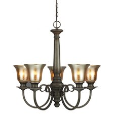 Blayne 5 Light Chandelier