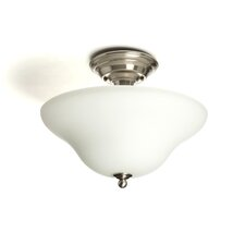Sussex 3 Lights Semi Flush Mount