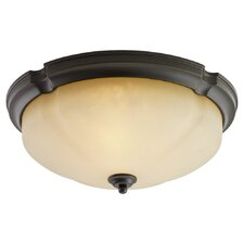 Century 2 Light Flush Mount