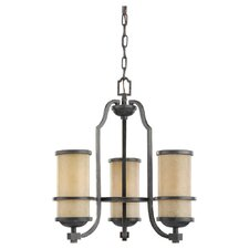 Roslyn 3 Light Chandelier