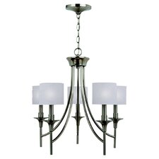 Stirling 5 Light Chandelier