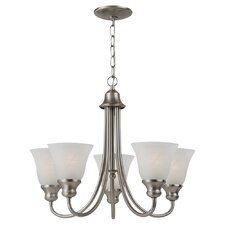 <strong>Sea Gull Lighting</strong> Windgate 5 Light Chandelier