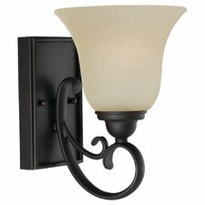 Del Prato 1 Light Wall Sconce