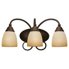Montclaire 3 Light  Wall Sconce