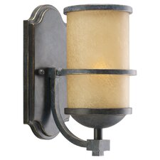 Roslyn 1 Light Wall Sconce