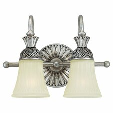 Highlands 2 Light Vanity Wall Sconce