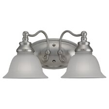 Canterbury 2 Light Wall Sconce