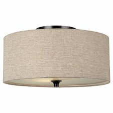 Stirling 2 Light Flush Mount