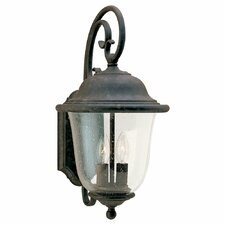 Trafalgar 2 Light Outdoor Wall Lantern