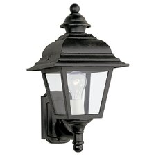 <strong>Sea Gull Lighting</strong> Bancroft 1 Light Outdoor Wall Lantern