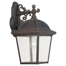 <strong>Sea Gull Lighting</strong> Charleston 1 Light Outdoor Wall Lantern