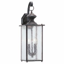 Sheppard 2 Light Outdoor Wall Lantern