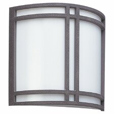 Piedmont 2 Light Outdoor Wall Lantern