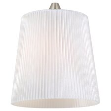 <strong>Sea Gull Lighting</strong> Ribbed Glass Shade