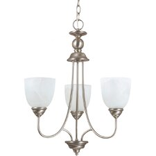 Lemont 3 Light Chandelier