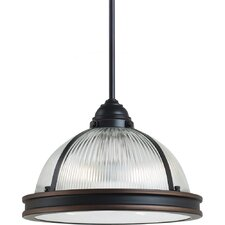 <strong>Sea Gull Lighting</strong> Pratt Street Prismatic 2 Light Pendant