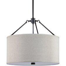 Brayden 3 Light Shade Pendant