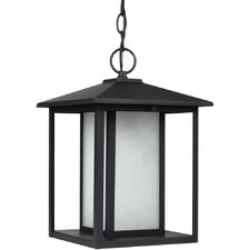 Hunnington 1 Light Outdoor Pendant