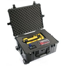 "Equipment Case with Foam: 19.56"" x 24.5"" x 12"""