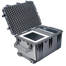 "Equipment Case with Foam: 22.88"" x 31.5"" x 19"""