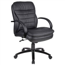 <strong>Aaria Office</strong> Habanera Mid-Back Executive Chair