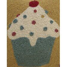 Cupcakes Novelty Rug