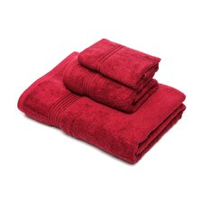 Superior Egyptian Cotton 3 Piece Towel Set