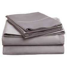 400 TC Egyptian Cotton Solid Sheet Set