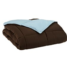 <strong>Simple Luxury</strong> All Season Reversible Down Alternative Comforter
