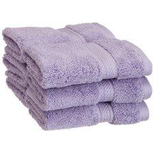 Superior 900GSM Egyptian Cotton Face Towel Set (Set of 6)
