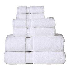 Superior 6 Piece Towel Set
